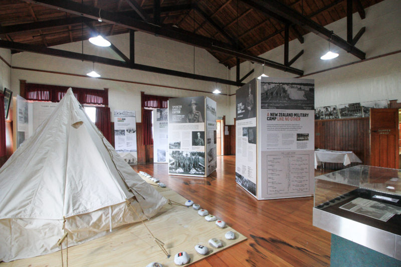 Featherston Camp Exhibition