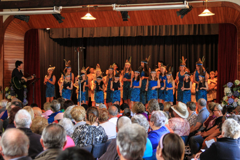 St Teresa's School Kapa Haka Group